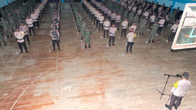 Amankan Pilkada 2020, Kapolda Jambi Pimpin Patroli Skala Besar  (541549)
