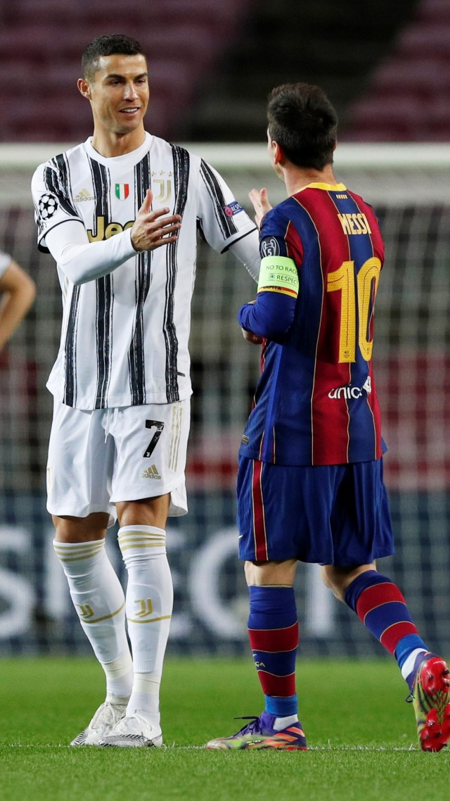 Barcelona vs Juventus: Cristiano Ronaldo Cetak Dua Gol, Bianconeri Menang 3-0 (549646)