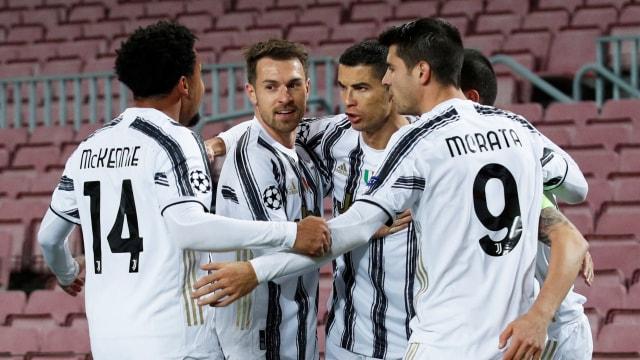 4 Pemain Juventus yang Tampil Bagus saat Tekuk Barcelona di Liga Champions (565537)