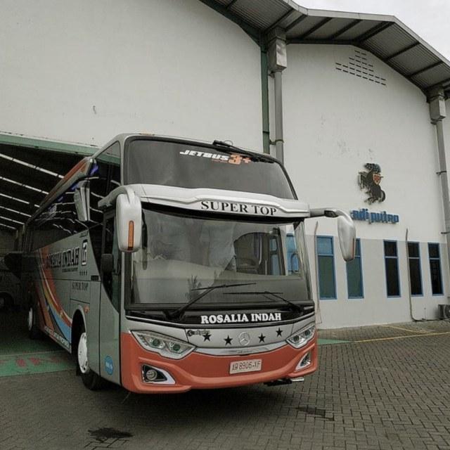 PO Rosalia Indah Punya 6 Bus Baru, Intip Tampilan dan Fiturnya (395998)