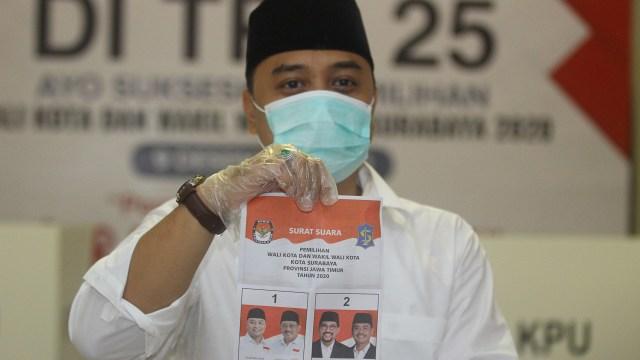 Gugatan Machfud Arifin Kandas, MK Sebut Risma Tak Langgar UU di Pilkada Surabaya (2)
