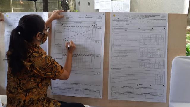 Benyamin-Pilar Menang Telak di TPS Airin, Siti-Ruhamaben Hanya Dapat 1 Suara (68611)