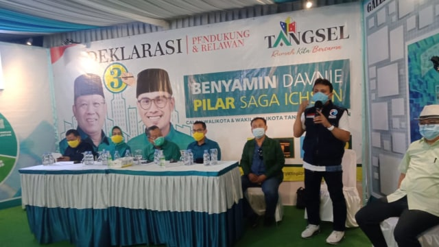 Airin Bersyukur Ben-Pilar Menang Quick Count Pilwalkot Tangsel: Ada Rasa Haru (244877)