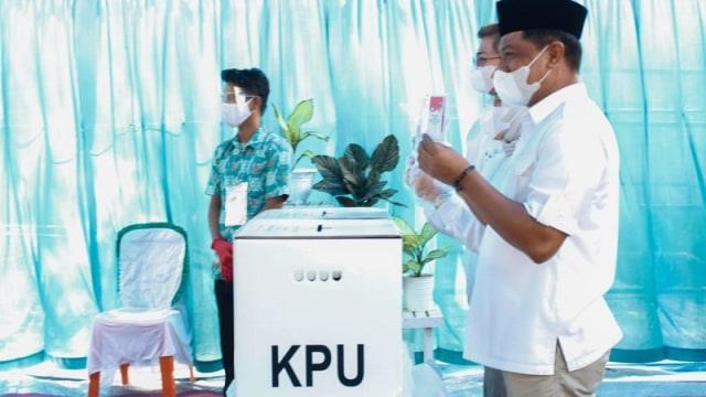 Pilgub Sulteng, Hidayat Lamakarate Unggul di TPS Rusdi Mastura (76408)