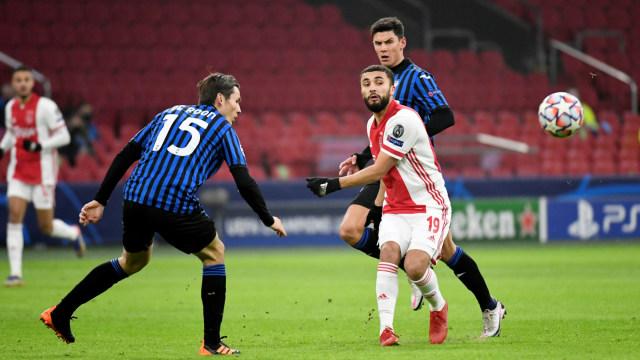 Ajax vs Atalanta: Kalahkan Tuan Rumah, La Dea Melaju ke Babak 16 Besar (655090)