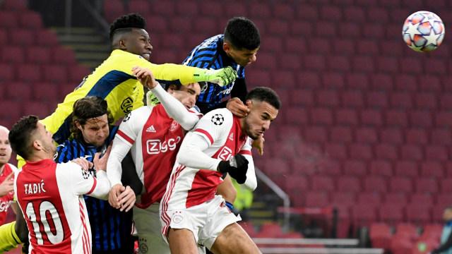 Ajax vs Atalanta: Kalahkan Tuan Rumah, La Dea Melaju ke Babak 16 Besar (655091)