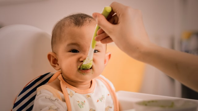 7 Makanan yang Dapat Mencegah Sembelit pada Bayi (1891)
