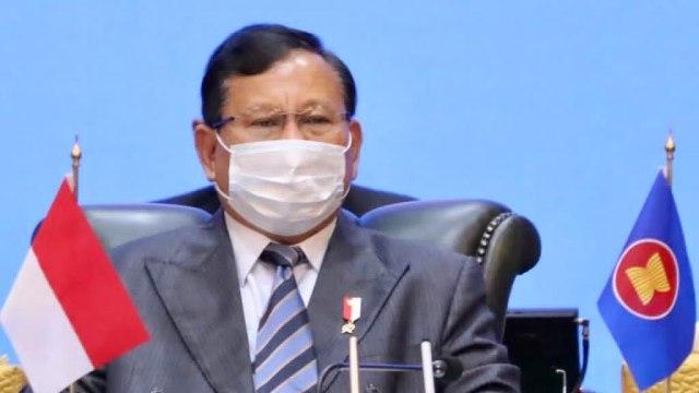Prabowo Hadiri KTT ASEAN-China, Dorong Dialog Selesaikan Isu Laut China Selatan (65208)