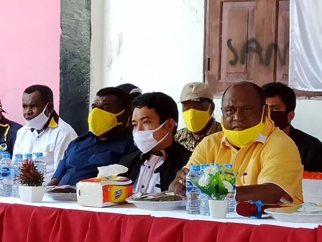 Pilkada Sorong Selatan: SAMSON Rilis Kemenangan Sesuai Hasil Hitung Cepat (446500)