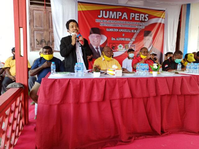 Pilkada Sorong Selatan: SAMSON Rilis Kemenangan Sesuai Hasil Hitung Cepat (446502)
