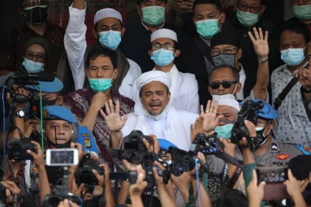 Di Balik Penjara, Habib Rizieq Rampungkan S3 di Universiti Sains Islam Malaysia (81424)