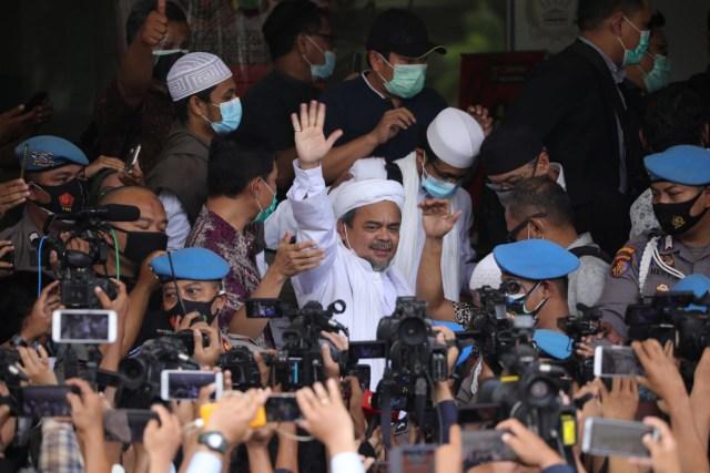 Cerita di Balik Habib Rizieq Selesaikan S3 di Penjara (78486)