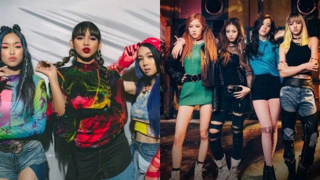 Grup Pop Malaysia Dituduh Plagiat Gaya Busana Blackpink, Begini Tampilannya (50849)