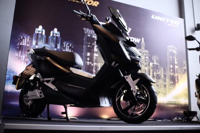 Berita Populer: Motor Listrik United E-Motor T1800; Yamaha Fino Terbaru (749168)