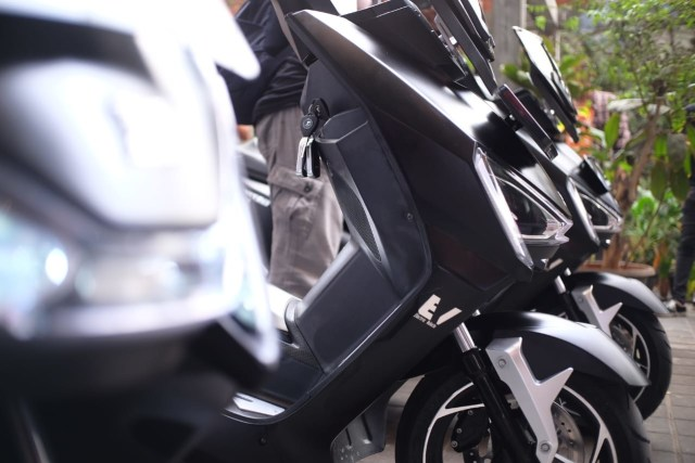 United Indonesia Akan Bangun Stasiun Pengisian Baterai Motor Listrik (54118)