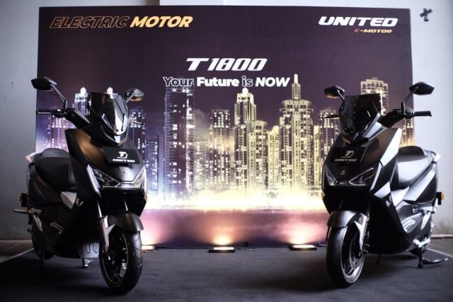 United Indonesia Akan Bangun Stasiun Pengisian Baterai Motor Listrik (54117)