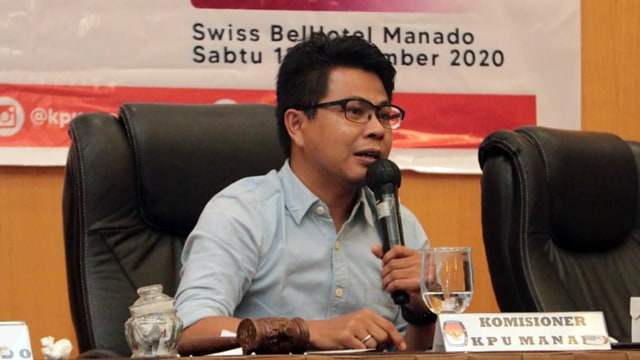 KPU Minta Warga Tunggu Pengumuman Resmi Pemenang Pilkada Manado  (32026)