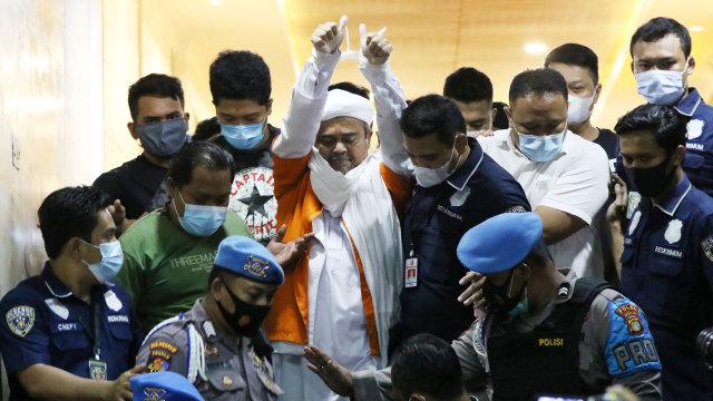 Habib Bahar Doakan Habib Rizieq Dapat Keadilan Atas Vonis Kasus Kerumunan (48586)