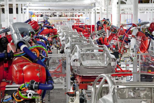 Sudah Dilobi Jokowi dan Luhut, Tesla Malah Bangun Pabrik Mobil Listrik di India (239686)