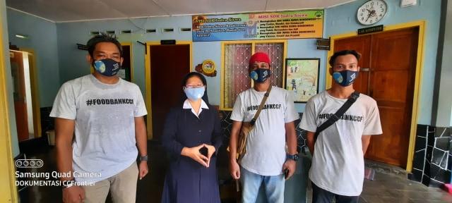 SDK Indra Siswa Bondowoso Gandeng CCF Turun ke Jalan (13213)