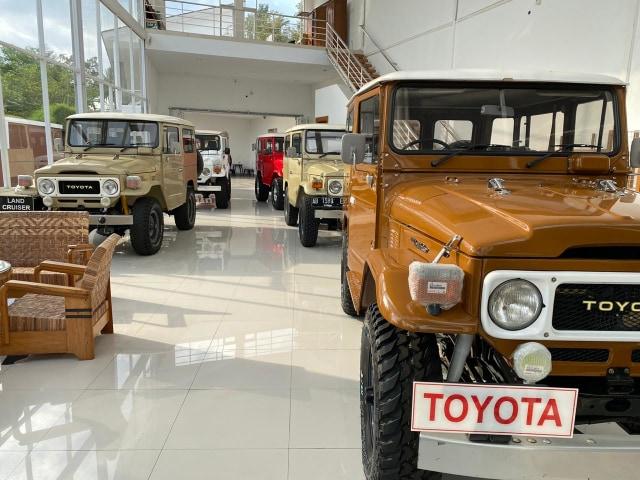 Surga Tersembunyi Toyota Hardtop Bekas Ada di Yogyakarta, Ini Lokasinya (43069)