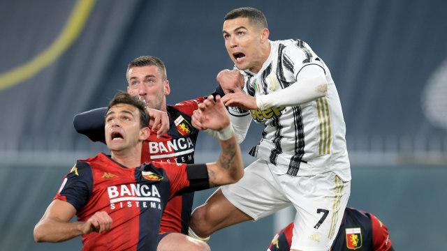 Juventus vs Genoa: Prediksi Skor, Line Up, Head to Head, & Jadwal Tayang (313196)