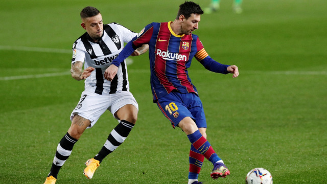 Eibar vs Levante: Prediksi Line Up, Head to Head, Jadwal Tayang (125291)