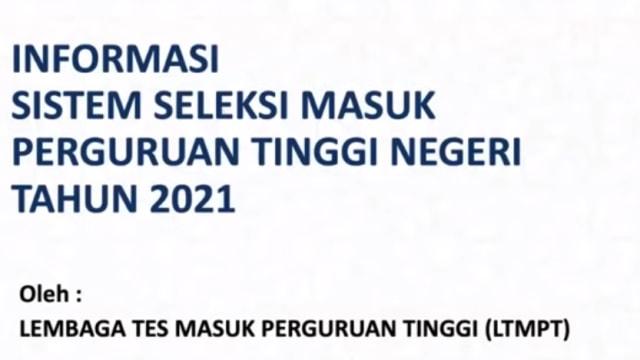 Syarat Jadwal Hingga Biaya Snmptn Utbk Dan Sbmptn 2021 Kumparan Com