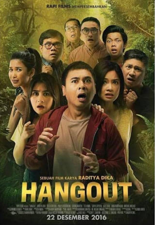 Sinopsis Film Hangout, Tayang Siang Ini di Movievaganza Trans 7 (93400)