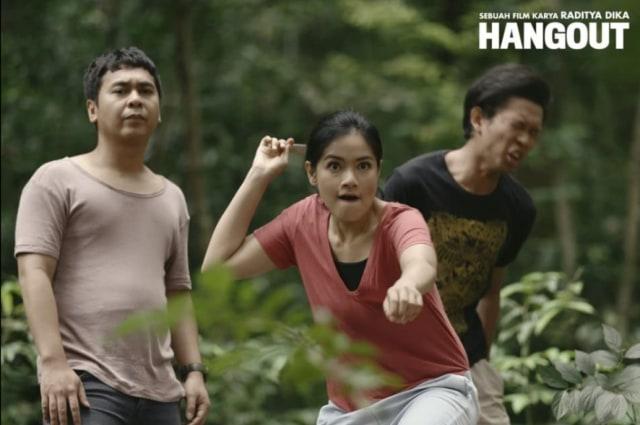 Sinopsis Film Hangout, Tayang Siang Ini di Movievaganza Trans 7 (93401)