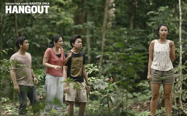 Sinopsis Film Hangout, Tayang Siang Ini di Movievaganza Trans 7 (93402)