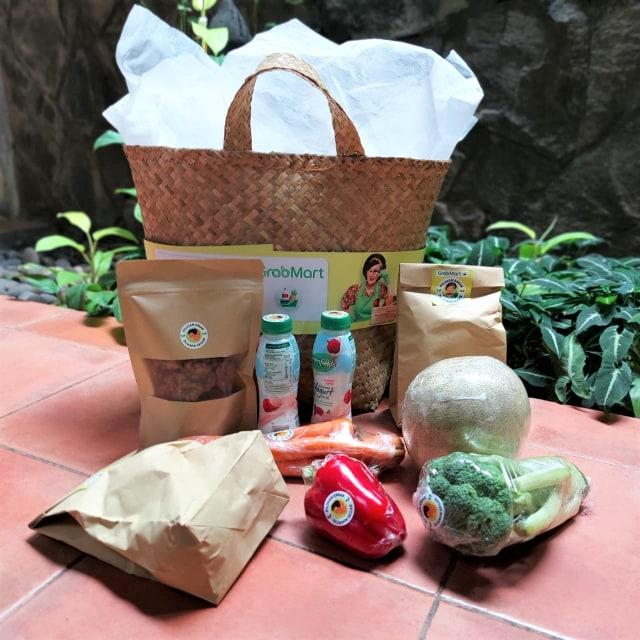 GrabMart Tambah Mitra Merchant, Bisa Belanja Bahan Makanan Serba Dekat (70772)