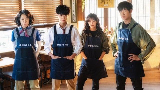 Tegang dan Kocak, Ini 5 Alasan yang Bikin Drama Korea 'The Uncanny Counter' Seru (299185)