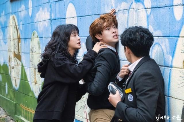 Tegang dan Kocak, Ini 5 Alasan yang Bikin Drama Korea 'The Uncanny Counter' Seru (299187)