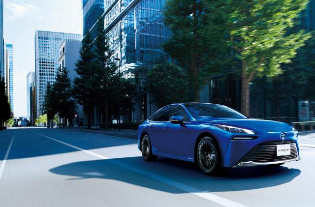 Mobil Hidrogen BMW iX5 Meluncur, Tenaganya Bisa Tembus 369 dk (862433)