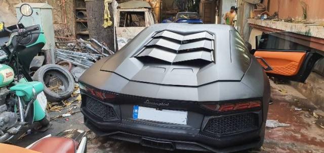 Berita Menarik: Modifikasi Honda Civic Jadi Lamborghini; Motor Listrik Kymco F9 (48322)