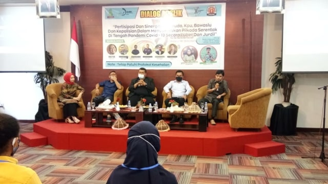 Pilkada Serentak 2020: 3 Petahana di Sulawesi Tenggara Tumbang (102206)
