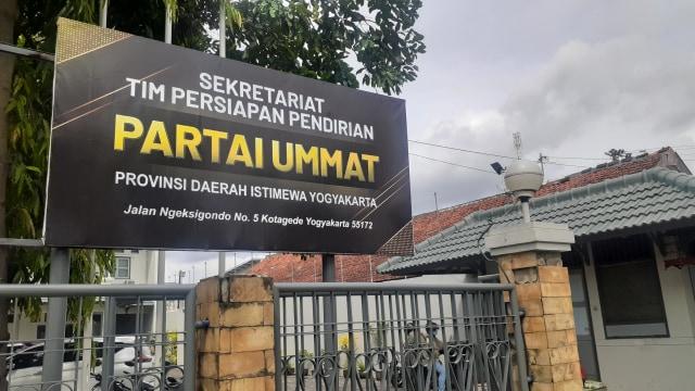 DPP PAN Ikhlas Kantor di Yogya Jadi Tempat Partai Ummat: Mereka Perlu Logistik (195144)