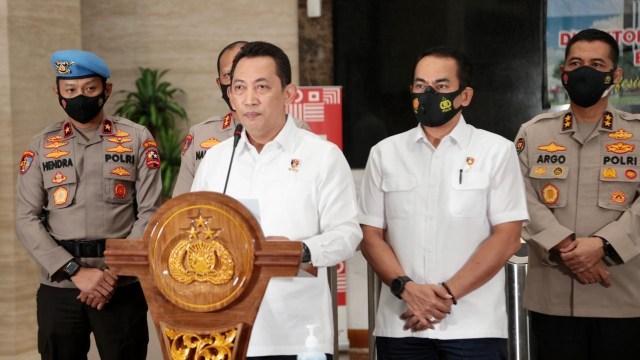 PPP: Jokowi Pilih Listyo Sigit, Tak Bermanfaat Angkat Isu Agama Kapolri   (136009)