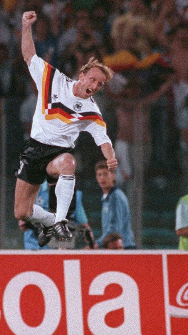 Andreas Brehme, Pahlawan Piala Dunia Jerman yang Hampir Jadi Pembersih Toilet (10834)