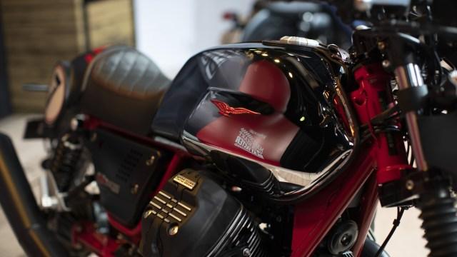 Paling Murah Rp 475 Juta dan Kemas Mesin V-Twin, Moto Guzzi V7 Terbaru Meluncur (46373)