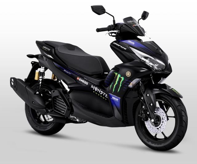 Menghitung Biaya Servis All New Yamaha Aerox 2021 di Tahun Pertama (220747)