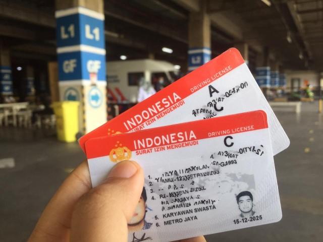 Jadwal SIM Keliling dan Gerai SIM di Jakarta, Sabtu 9 Januari 2021 (127539)