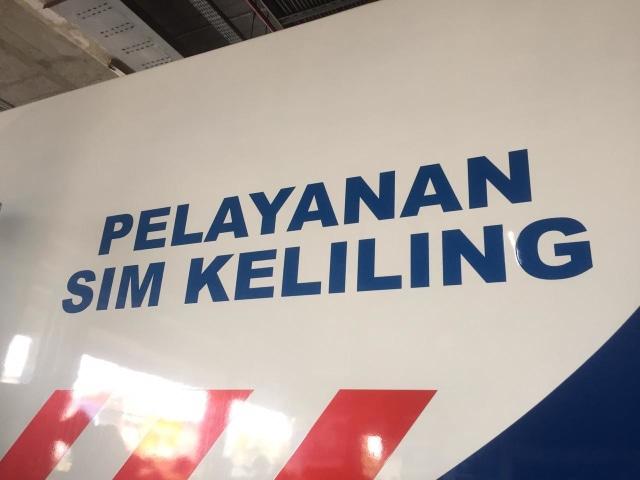 Jadwal SIM Keliling dan Gerai SIM di Jakarta, Kamis 18 Februari 2021 (127774)