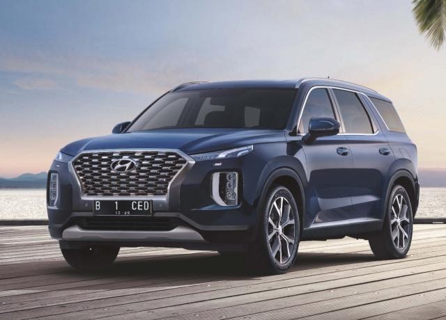 Spesifikasi dan Fitur Hyundai Palisade, SUV Mewah Seharga Rp 700 Jutaan (104758)