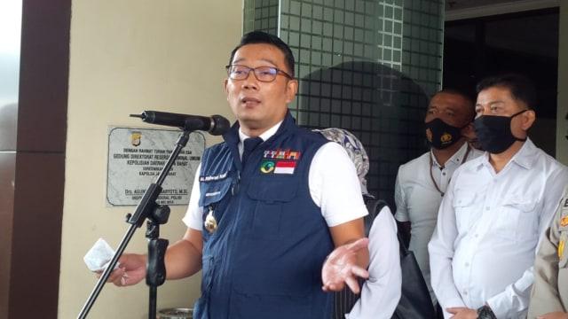 Gubernur Banten Jawab Ridwan Kamil soal Kerumunan Massa Rizieq di Bandara Soetta (193569)