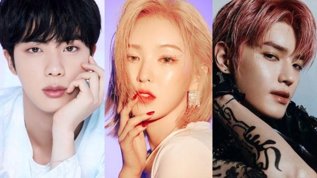 Idola K-Pop yang Jago Masak: Wendy Red Velvet, D.O EXO, sampai Jin BTS (39215)