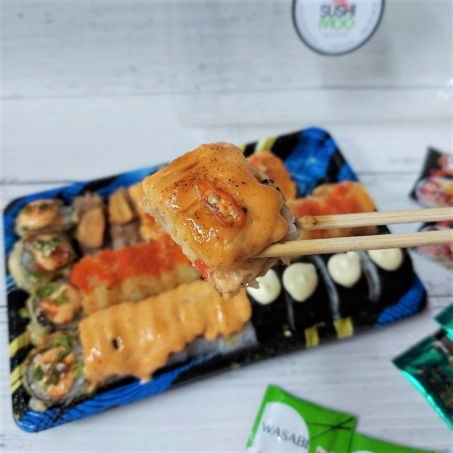 Sushimoo Sajikan Sushi Platter Halal Bercita Rasa Fusion ala Jepang-Indonesia (59033)