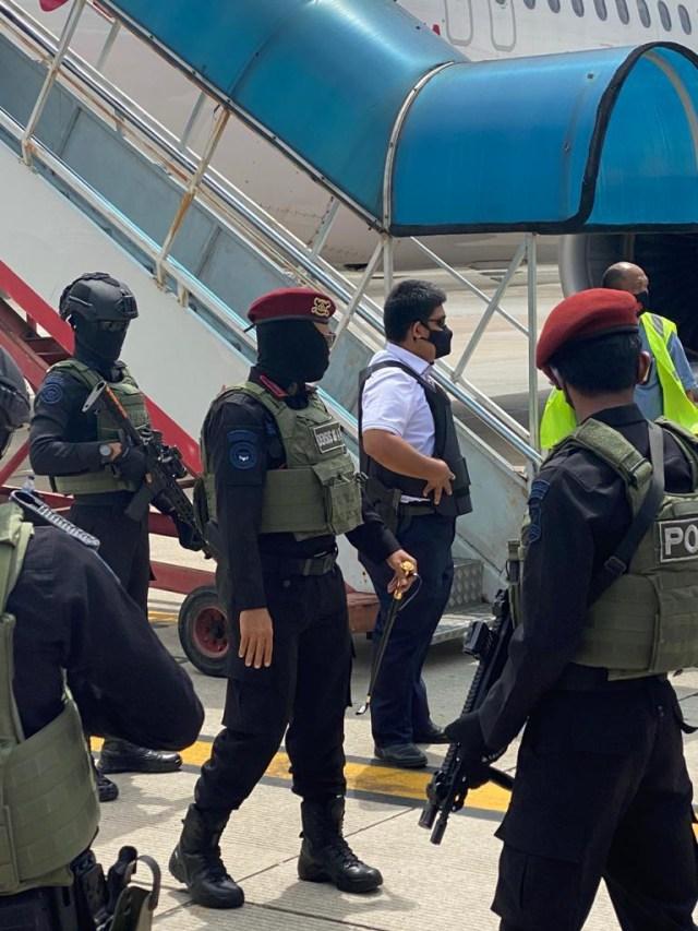 Tiba di Jakarta, Upik Lawanga dan Zulkarnaen Ditahan di Tahanan Khusus Teroris (28896)