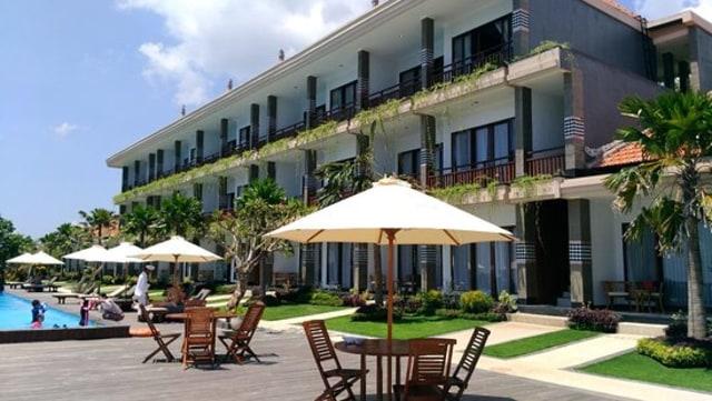 Pembatalan Booking Hotel Juga Terjadi di Nusa Penida, Bali (70606)